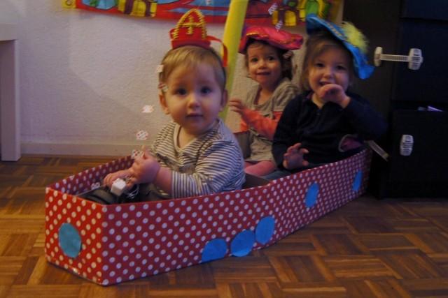 Sinterklaas kindjes